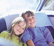 Take your kids on a drive of a lifetime with one of these recommended routes.
