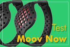 Moov Now - Ich stelle Dir das etwas andere Fitness Armband vor. Auch für Schwimmer und Radfahrer geeignet.