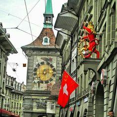 Bern as it is