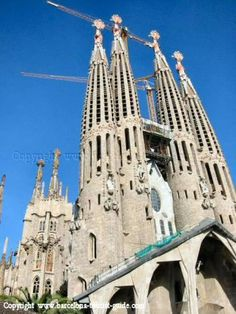 Photo: New side of La Sagrada Familia in Barcelona