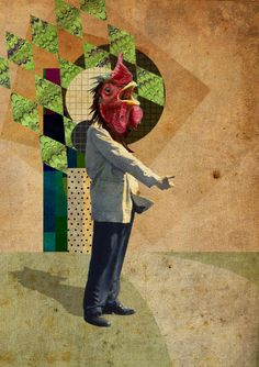 Toshiaki Uchida MORE graphic and mixed collages HERE http://graphicmixedmedia.altervista.org/