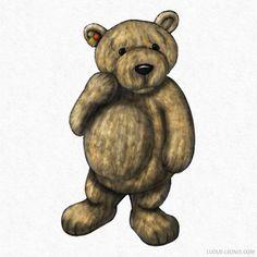 """Teddy versucht gemeinsam mit einer Gruppe alter Spielsachen aus einem Haus zu fliehen, das in wenigen Stunden abgerissen wird. In """"Einhundertelf Jahre"""" seid ihr als Teddy oder als einer seiner Freunde unterwegs. Alter, Scooby Doo, Teddy Bear, Fictional Characters, Animals, Pretend Play, Group, Boyfriends, Games"""