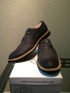 Current collection - penguin blucher grey suede. Model unknown.