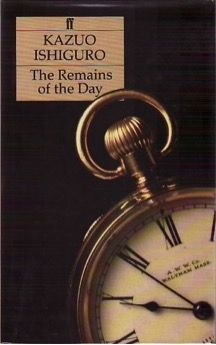 """""""The Remains of the Day"""" by Kazuo Ishiguro"""