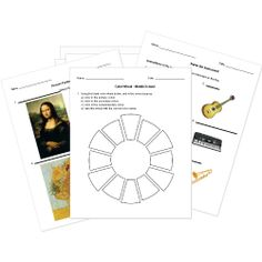 FREE Vocational Education Worksheets   including Business Technology     Visual Arts questions for your custom printable tests and worksheets   Browse our pre made printable worksheets library with a variety of  activities and