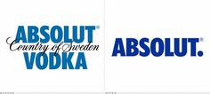 Mundo Das Marcas: ABSOLUT VODKA