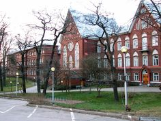 The first buildings of Diakonissalaitos in Helsinki  ι  Museovirasto