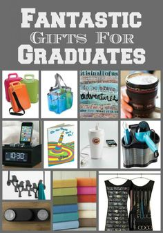 """The """"Fantastic Gifts For Graduates"""" Round-Up - The Mindful Shopper #graduation #giftideas #SmallVictoriesSunday"""