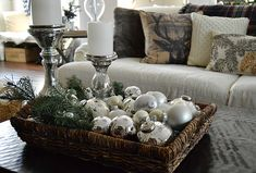 A Rustic Glam Holiday Home Tour | Home Remedies