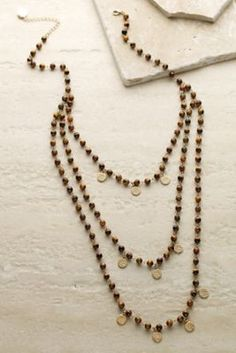 Carina Necklace from Soft Surroundings. Great necklace for work or play.