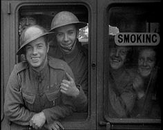Friendships formed during wartime. Footage from the First World War: http://www.britishpathe.com/workspaces/jhoyle/GfYgqoxq