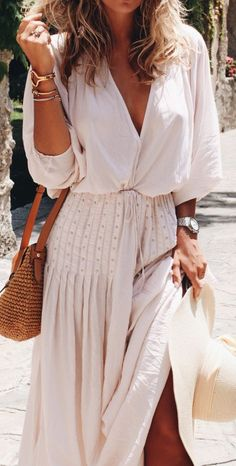 Maxi Dresses To Stun All Summer Long