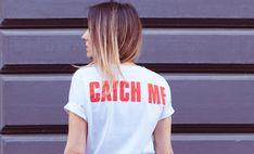 Catch me Shirt  www.hey-soho.de  fair fashion