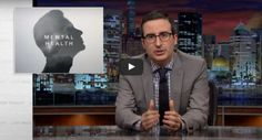VIDEO: John Oliver On Mental Health