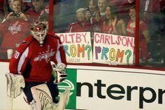 hockey promposal Dance Proposal, Homecoming Proposal, Homecoming Dance, Sadies Dance, Asking To Prom, Promposal, Prom 2016, Funny Hockey, Hockey Season