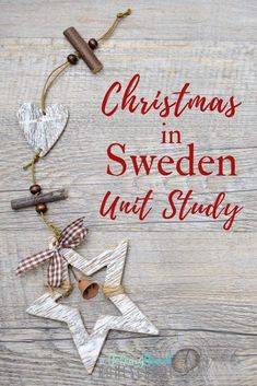Learn about Christmas in Sweden with a fun and free unit study. You'll find recipes, history, activities, and more!
