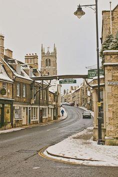 Stamford, Lincolnshire, England