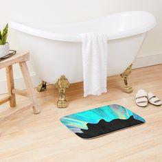 'What the Dickens : Little Dorrit' Bath Mat by MarbleCloud Photo Vintage, Style Vintage, Retro Style, Retro Vintage, Vegeta Ssj Blue, Little Dorrit, Blue Bath Mat, Color Violeta, Design Mandala