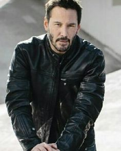 Leather jacket speaks a different language! Check-out our biker leather jacket. Keanu Reeves Life, Keanu Reeves Quotes, Keanu Reeves John Wick, Keanu Charles Reeves, Most Beautiful Man, Gorgeous Men, Beautiful People, Keanu Reaves, Little Buddha