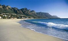 Camps Bay Beaches, Cape Town, South Africa