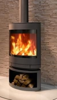 New Wood Burning Stove Decor Ideas Log Burner Ideas Stove Fireplace, Wood Fireplace, Fireplace Design, Fireplace Ideas, Fireplaces, Contemporary Wood Burning Stoves, Freestanding Fireplace, Pellet Stove, Log Burner