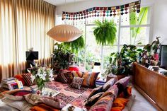 Curtains, Boho, Interior Design, Home Decor, Rooms, Nest Design, Bedrooms, Blinds, Decoration Home