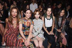 From left: Alysia Reiner, Miriam Shor, Molly Kate Bernard, Chloe Norgaard and…
