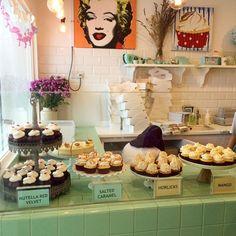 シンガポールで可愛いカップケーキめぐり5軒
