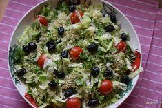 7 salate delicioase cu varza. Salate vegane pentru slabit sanatos – Jurnal optimist de parenting neconditionat Grains, Rice, Food, Parenting, Salads, Essen, Meals, Seeds, Yemek