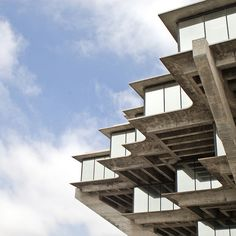 Brutalism at its best.