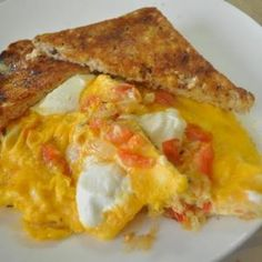Egyptian Omelette RECIPE