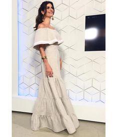 Isabella Fiorentin o sempre acerta no look. Mas, desta vez, juntamos  só os vestidões  que fizeram o ...