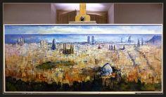Ernest Descals.Artista Pintor: BARCELONA-PINTURAS-PINTURA-CUADROS-PAISAJES-PANORA...