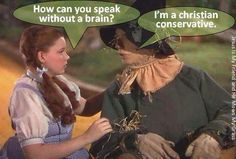 It's not the same world anymore, so if you've always voted conservative right & you're not a billionaire, you might want to re-think your position. Just a thought! Atheist Humor, Religion Humor, Anti Religion, Make Me Smile, Christianity, I Laughed, Laughter, Hilarious, Politics