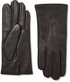 7e3d79e3e3992 Dents Bath Cashmere-Lined Leather Gloves Dents Gloves, Leather Gloves, Leather  Men,
