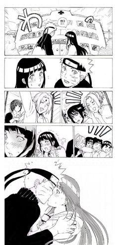 Kiss Her! naruhina