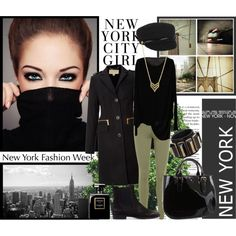"""Military Fashion"" by molnijax on Polyvore"