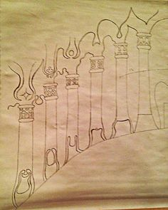 a.o.b.: Metamorfozele coloanelor