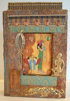 Artfully Musing: Egyptian - Ancient Egyptian Themed Round Robin Book