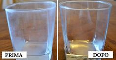 Cleaning hard water stains from glassware Household Cleaning Tips, Cleaning Recipes, House Cleaning Tips, Spring Cleaning, Cleaning Hacks, Cleaning Supplies, Diy Cleaners, Cleaners Homemade, Just In Case