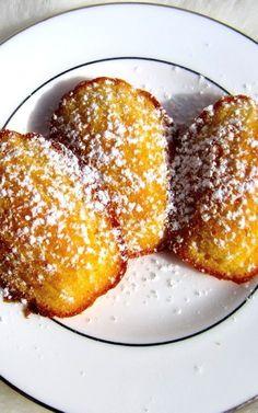 Low FODMAP and Gluten Free Recipes - Maple & vanilla madeleines http://www.ibssano.com/low_fodmap_recipe_maple_vanilla_madeleines.html