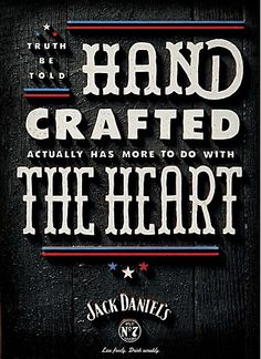 """Jack Daniel's """"Independence Day"""" poster campaign by Arnold Worldwide Boston"""