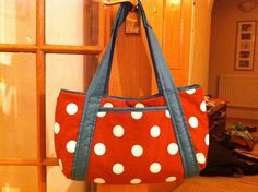 Another Lisa Lam pattern, this time downloaded from u-Handbag. Fab tutorial, as always!