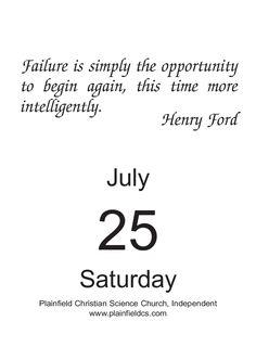 Daily Calendar, Begin Again, Starting Over