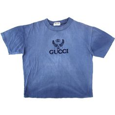 Vintage Gucci T Shirt Size X-Small/Small Grubby Mits ($17) ❤