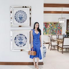 Home Is Where The Heart Is: Inside The Beautiful Home Of The Ever-Stylish Heart Evangelista-Escudero Heart Evangelista Style, Filipiniana Dress, Europe Fashion, New Wardrobe, Asian Style, Style Icons, Luxury Fashion, Street Style, Style Inspiration