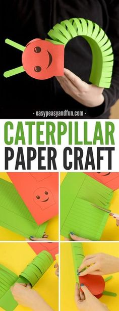 12 Best Catipiller And Pom Pom But Images Bug Crafts Crafts For