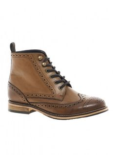 Leather Ankle Boots >> bought similar one (just in green)