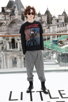 Timothée Chalamet Wore Womenswear On The Little Women Press Tour & No One Noticed Neo Grunge, Grunge Style, Soft Grunge, Grunge Outfits, Grunge Fashion, Casual Outfits, Mens Fashion, Guy Fashion, Simple Outfits