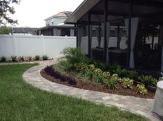 Concrete pavers are much more aesthetically pleasing and more durable.  http://abetterpaver.wordjack.com/products-services